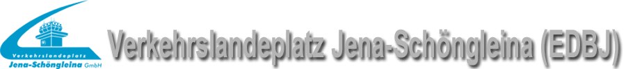 Verkehrslandeplatz Jena-Schöngleina (EDBJ)